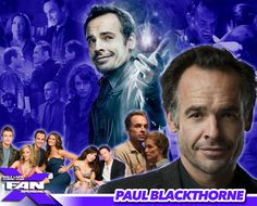 *PIN to WIN* Meet actor Paul Blackthorne at #FANX16! Det. Lance in Arrow & The Flash + lead role in The Dresden Files tv series! #utah