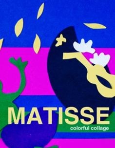 downloadable arTree lesson plans about color (30 pages of art projects for kids): Matisse, Monet, Mondrian, Seurat