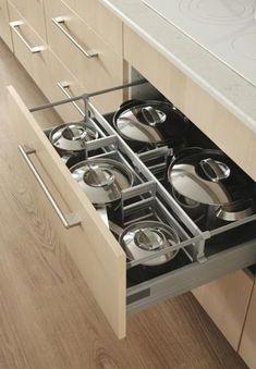 Mutfak Çekmeceleri Nasıl Düzenlenir? | Yapı Dekorasyon 360