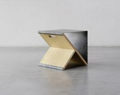 Steel Stool / Noon Studio | Design d'objet