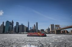 New York Weather Leaves Manhattan As A Frozen Hellscape (PICTURES)