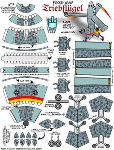 Triebflugel X-Plane Más