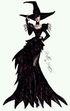 #Disney's 'Oz'  - Wicked Witch of the West