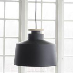 STREET - czarna - Lampa wisząca - KODY Wnętrza - ciekawe lampy, nowoczesne lampy, designerskie lampy, oryginalne lampy, ekskluzywne lampy