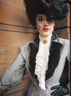 Lily Bart from 'The House of Mirth'  by Edith Wharton