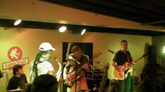 The Joe Moore Band, Thursday, 8/29/13, performing at On Tap, Essex Junction, VT