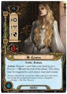 Review: Lord of the Rings: the Card Game « MeepleTown