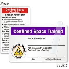 Oshacademy 132 hour osh professional program ehs for H2s certification card template