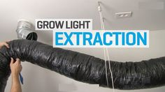 Air-Cooled Grow Light Extraction Set-Up with Insulated Ducting Compost Tea Brewer, Dryer Vent Hose, Shower Plant, Tent Room, Tent Reviews, Reverse Osmosis System, High Tension, Grow Room, Grow Tent