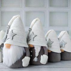интерьерные куклы / гномы ( a href='/tag/katy_dollss' Christmas Ornament Crafts, Christmas Gnome, Christmas Deco, Christmas Projects, Christmas Holidays, Christmas Crafts, Scandinavian Gnomes, Scandinavian Christmas, Homemade Christmas