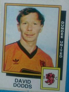Davie Dodds, Dundee United, Panini