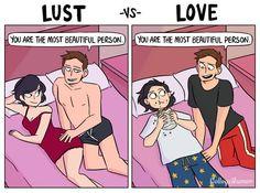 相手を「知りたい」が「愛してる」に変わるとき、2人の関係はこうなる......(画像)