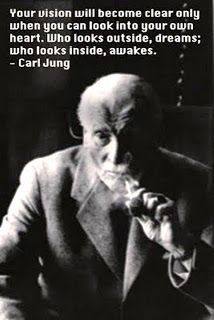 Listen up. Carl Jung Depth Psychology: What I have to tell about the Hereafter...