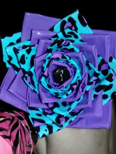 Ductape flowers super fun and easy