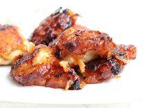 Rezepte mit Herz ♥: Honey BBQ Chicken Nuggets