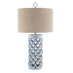 """Found it at Wayfair - Point Isabel 28"""" Table Lamp"""