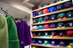 Hat display inside @Onspotz.