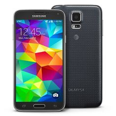 Samsung Galaxy S5 SM-G900A GSM Unlocked Cellphone, 16GB, Black
