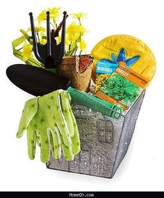 Gardening Gift Basket Ideas bless my bloomers gardening gift basket Garden Gift Basket Ideas Gardening Basket Gift Ideas Double Home Q0