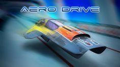http://aerodrive.me/ #aerodrive #splashscreen #speed #spacecraft