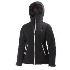 678ec538ba3 A modern two-layer Helly Tech® Performance insulated ski jacket with a  technical edge