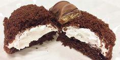 Köstebek pasta herkesin keyifle yediği bir pasta olduğu için yeni bir şey denedim ve mini köstebek p Tiramisu, Ethnic Recipes, Desserts, Food, Tailgate Desserts, Deserts, Essen, Postres, Meals