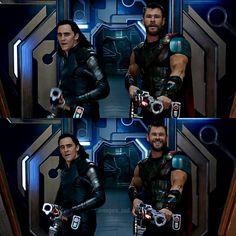 """いいね!2,115件、コメント11件 ― """" In yo FACESSSS"""" - RDJさん(@avengers_cast)のInstagramアカウント: 「#ThorRagnarok」"""