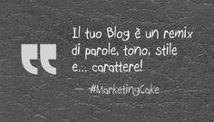 Il tuo Blog...