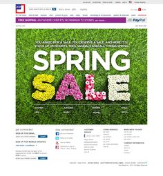 Spring Email Sample