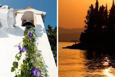 My wedding and Isavella's baptism at Skaloma, Nafpaktos – Greece