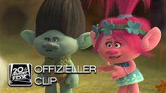Trolls | Cannes Clip | DreamWorks HD Deutsch OmU German Subtitles ...