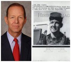 Theodore Roosevelt IV-Navy-1965-underwater demolition team spent 2 years in Vietnam with Navy Seals (great grandson of Theodore Roosevelt)