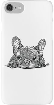 French Bulldog Puppy iPhone 7 Cases
