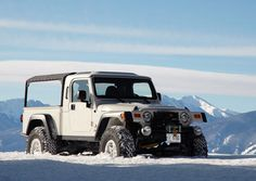 American Expedition Vehicles - Brute Double Cab