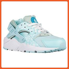 Nike Kid's Huarache Run Print (GS) (4 Y, Copa/Blue Lagoon/ White ) - Athletic shoes for women (*Amazon Partner-Link)