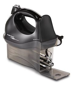 Hamilton Beach 62692 Hand Mixer with SnapOn Case Black >>> More info could be found at the image url.