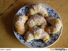 Bramborové rohlíčky Bagel, Food And Drink, Bread, Brot, Baking, Breads, Buns