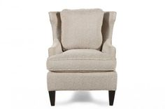 SMC-2520/22-2659 - Sam Moore Burke Chair | Mathis Brothers Furniture