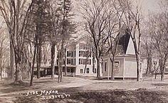 Hyde Manor, Sudbury, Vermont