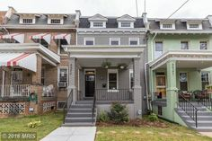 (MRIS) For Sale: 4 bed, 3.5 bath, 2280 sq. ft. townhouse located at 5523 13TH St NW, WASHINGTON, DC 20011 on sale now for $739,000. MLS# DC9775323. Exquisitely renovated row home in the heart of 16th Stre...