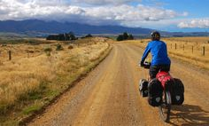 Bike touring! Some day this will be me!