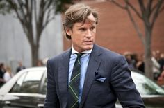 John Wrazej of Polo. Preppy Men, Preppy Style, My Style, Gq, Young Professional Fashion, Ralph Lauren Style, Lakme Fashion Week, Lauren Green, Suit And Tie
