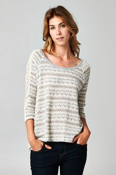 Crochet Ladelle Top