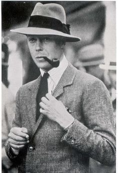 Prince of Wales during Royal Safari to Africa in 1925; later King Edward VIII