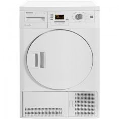 Blomberg TKF8431 8KG Load Sensor Condenser Tumble Dryer Tumble Dryers, Washing Machine