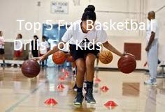 Basketball drills for kids. Read this article: http://awesomebasketballdrills.com/basketball-drills-for-kids/ #basketball #drills #kids #