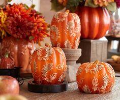 Valerie Parr Hill pumpkins