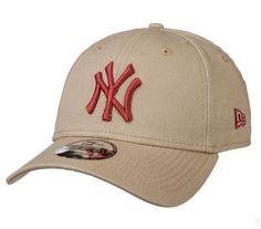07668ff52404c Gorra New Era League Essential 9 Forty NY Yankees. 11871475. beige-red por  14