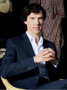 Benedict ~ Sherlock BBC.