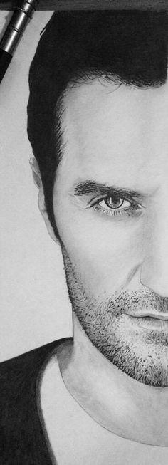 Richard Armitage......that beautiful eye!